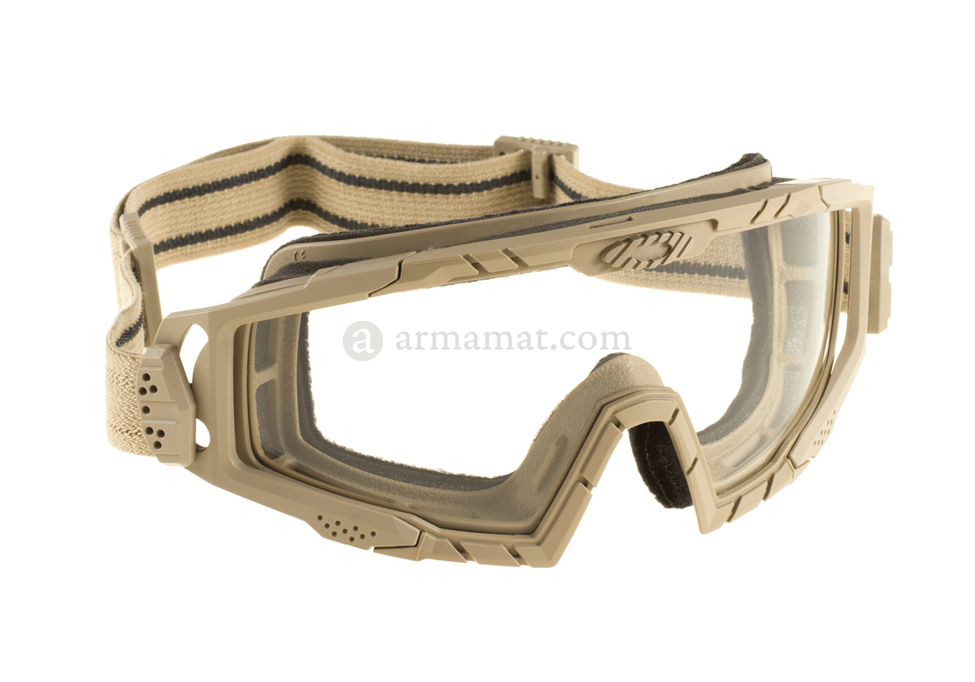 38545fd8a9a8e Oakley Si Ballistic Goggle Array Clear Grey « Heritage Malta
