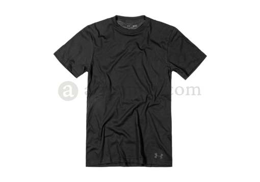 UA Tactical HeatGear Charged Cotton Tee Black (Under Armour) S