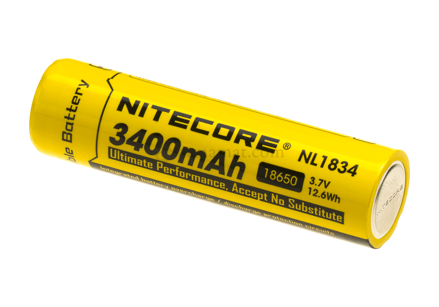18650 battery 3 7v 3200mah nitecore rechargeable. Black Bedroom Furniture Sets. Home Design Ideas