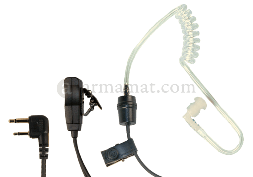 AE 31 C-2L Security Headset Midland Connector (Midland)