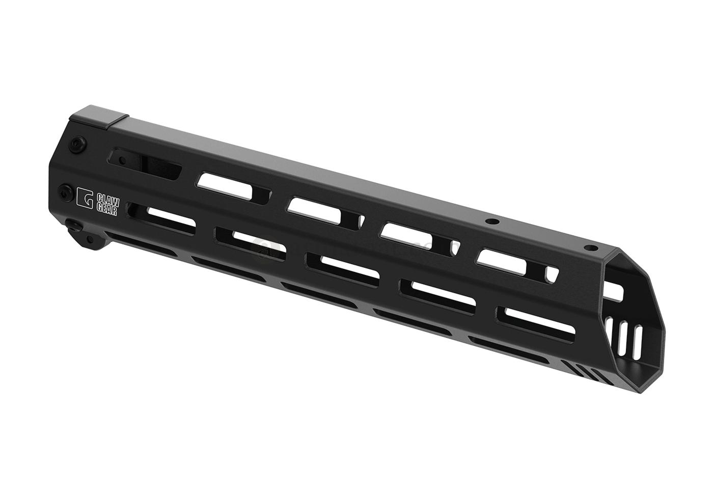 Ar 15 Slim Handguard 10 Inch M Lok Clawgear Rail