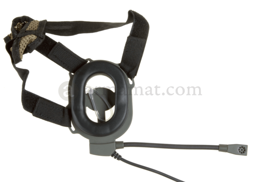 Bow M Military Headset Midland Connector (Midland)