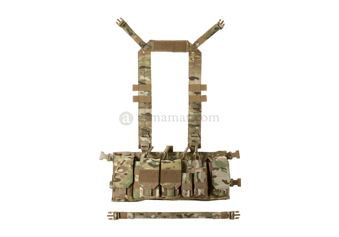 Falcon Chest Rig Multicam Warrior Chest Rigs Vests