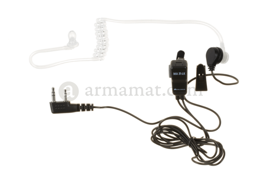 MA 31 LK Security Headset Kenwood Connector (Midland)