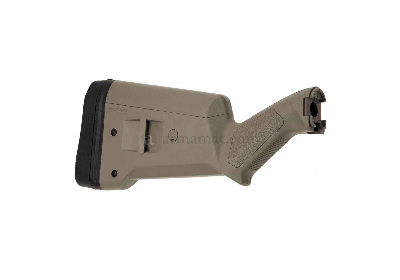 sga870 shotgun stock dark earth magpul 12 gauge