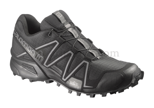 Speedcross 3 Forces Black (Salomon) UK 10