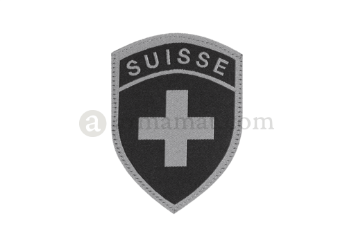 Suisse Patch Black (Clawgear)