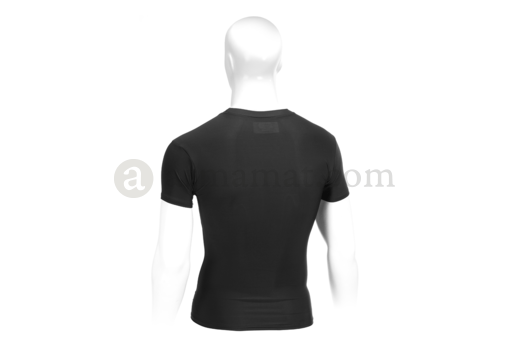 UA Tactical HeatGear Compression Tee Black (Under Armour) M