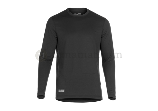 UA Tactical HeatGear Tech Long Sleeve Tee Black (Under Armour) M