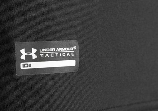 UA Tactical HeatGear Tech Long Sleeve Tee Black (Under Armour) XL